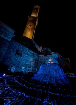La Notte della Sirena - Lanterna di Genova