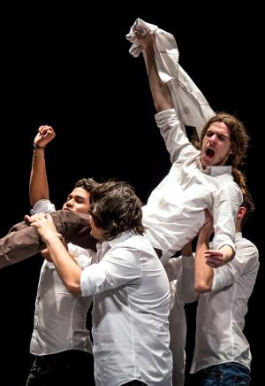 La Terza Onda - Teatro dell'Archivolto